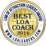 Best Law of Attraction Coach badge