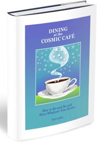 Dining at the Cosmic Cafe cover