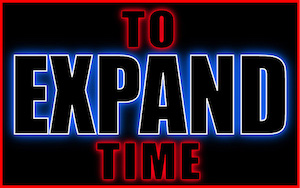 To expand time